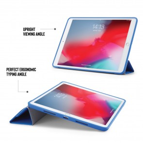 iPad Air 10.5 / Pro 10.5 TPU Origami - Royal Blue