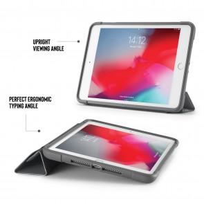 iPad mini 5 / iPad mini 4 Origami Shield Case - Dark Grey