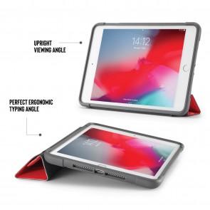 iPad mini 5 / iPad mini 4 Origami Shield Case - Red
