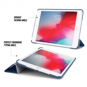 iPad mini 5 / iPad mini 4 Origami Case - Navy
