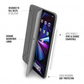 iPad Pro 11 (1st, 2nd & 3rd) Origami No1 Original TPU Case - Dark Grey