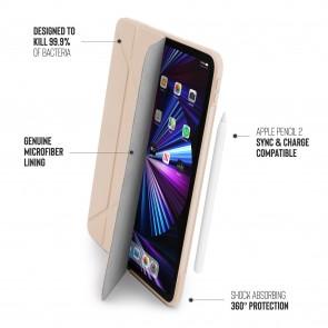 iPad Pro 11 (1st, 2nd & 3rd) Origami No1 Original TPU Case - Dusty Pink