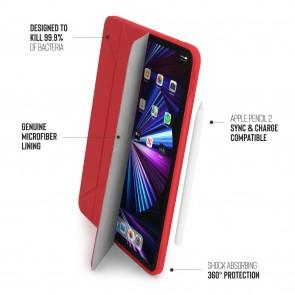 iPad Pro 11 (1st, 2nd & 3rd) Origami No1 Original TPU Case - Red