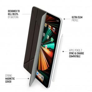 iPad Pro 12.9 (3rd, 4th & 5th Gen) Origami No4 Folio Case - Black