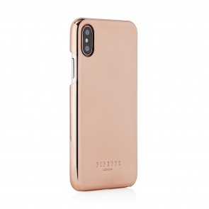 iPhone X/XS Case Magnetic Shell - Rose Gold