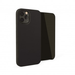 iPhone 12 (6.1)-Magnetic-Leather-black-overview