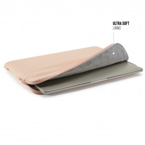 16 Inch Ultra Lite MacBook Sleeve - Dusty Pink Ripstop (15