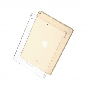 Smart Cover Compatible iPad Pro 10.5 Protective Clear Shell Cover