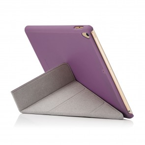 iPad 9.7 (2017 / 2018) Case Origami - Purple (Air 1 Compatible)