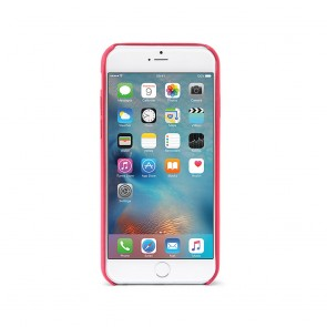 iPhone 6 Plus / iPhone 6S Plus Case Snap Pink Lambskin Luxe