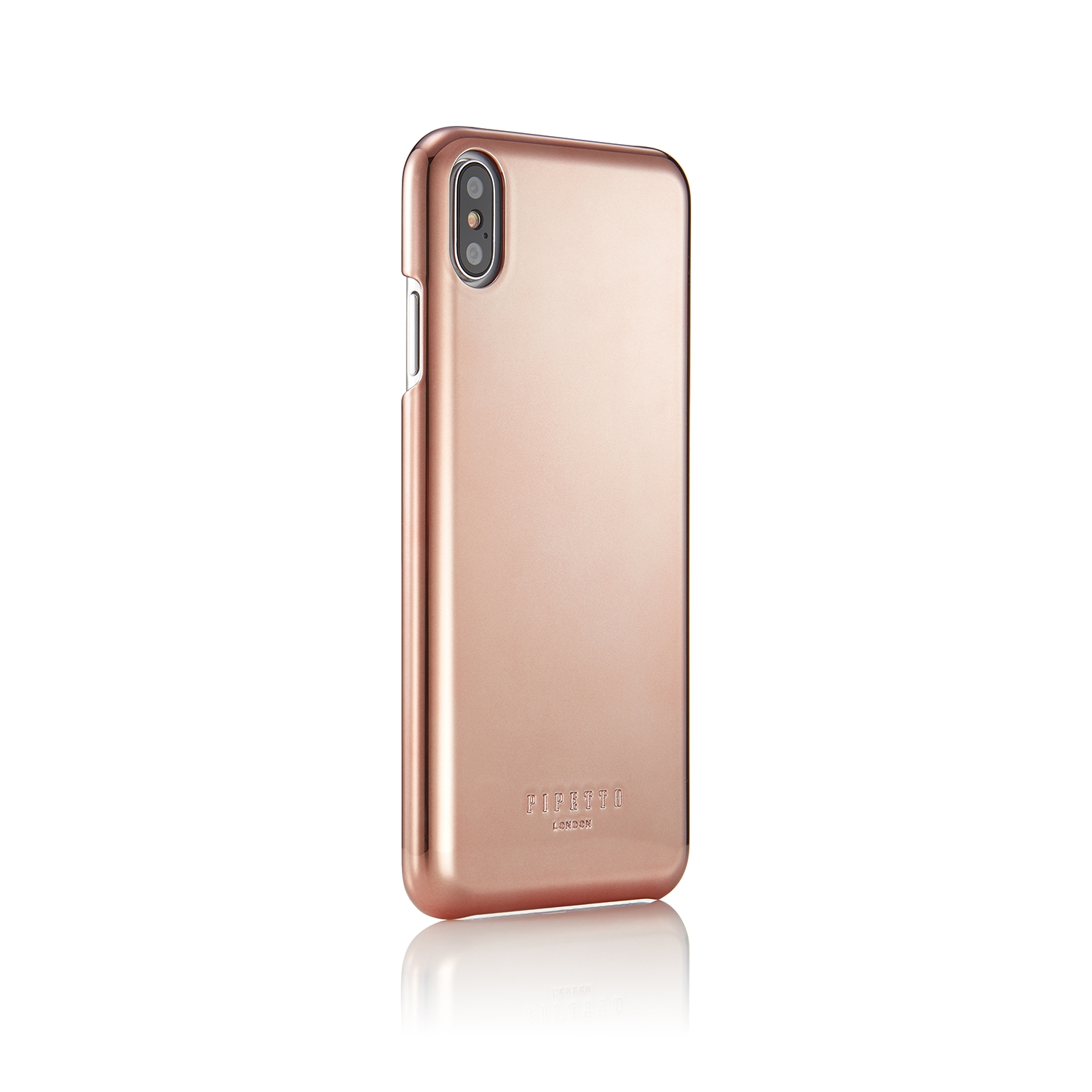 rose gold iphone xs max case