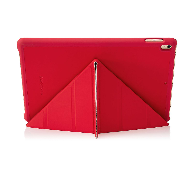 Pipetto Origami Ipad Pro 105 Case Red Smart Cover