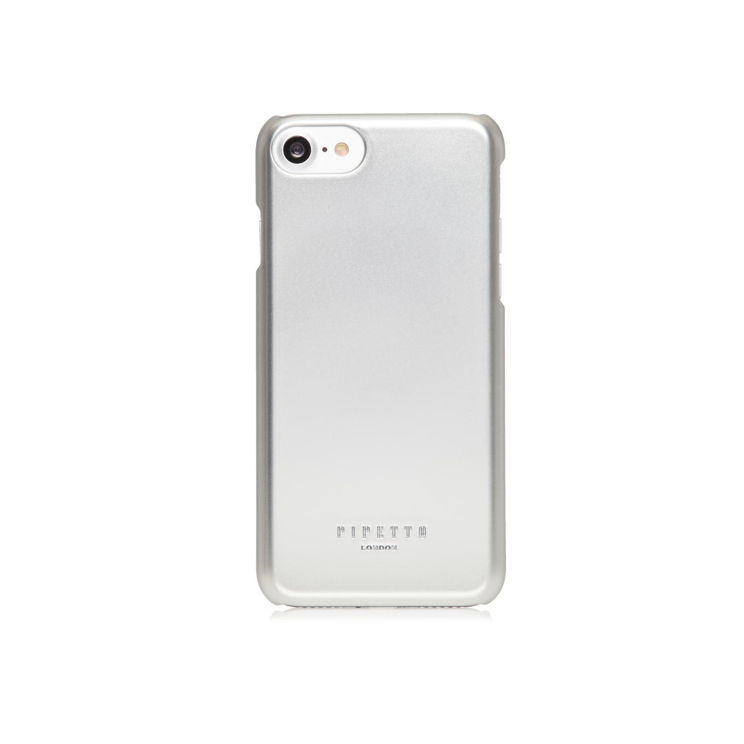 best website 417bb 59d61 iPhone 7 Case Magnetic Shell - Silver (Also Fits iPhone 6/6S/8)