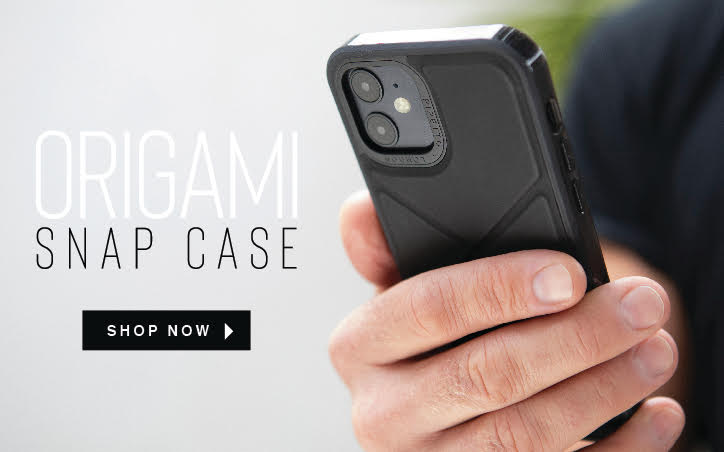 iPhone 12 5-in-1 Case with stand