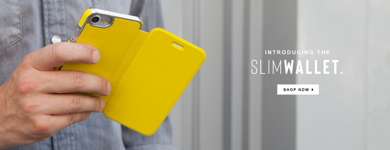 Slim iPhone Wallet Cases