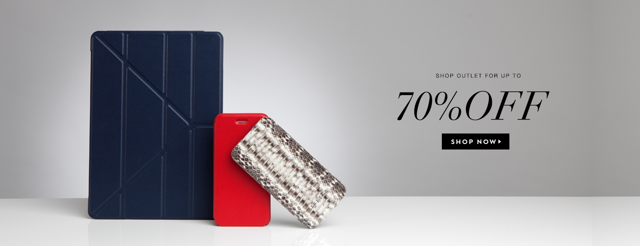 iPad & iPhone Cases Outlet Page