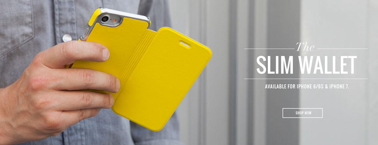 iPhone 7 iPhone 6s Slim Wallet