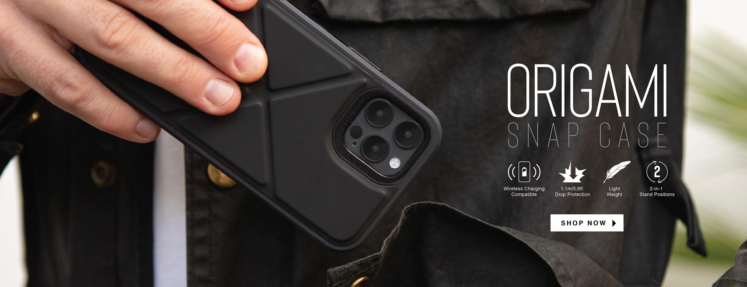 iPhone 12 folding case